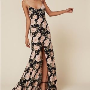 Reformation Luma Dress/Gown in Lima Floral